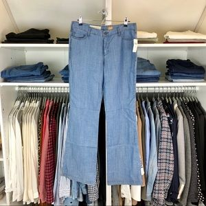 Anthropologie Pilcro Tencel Wide Leg Jeans 29